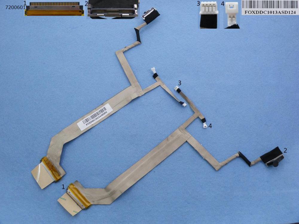 LCD kabel HP Pavilion DV6
