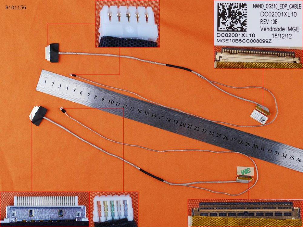 LCD kabel Lenovo IdeaPad 100-15IBD