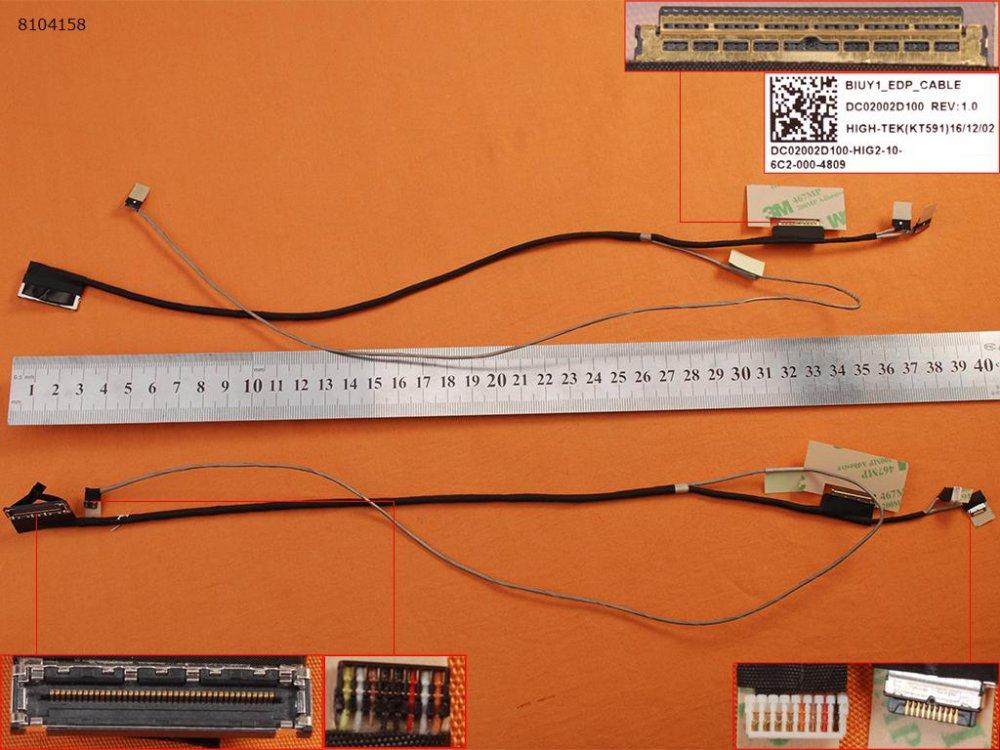LCD kabel Lenovo IdeaPad Yoga 510-15ISK