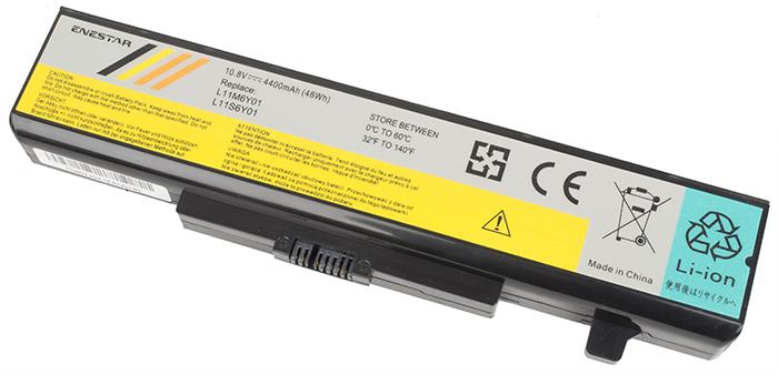 Baterie Enestar C195 4400mAh 10,8V Li-Ion - neoriginální pro Lenovo IdeaPad N580