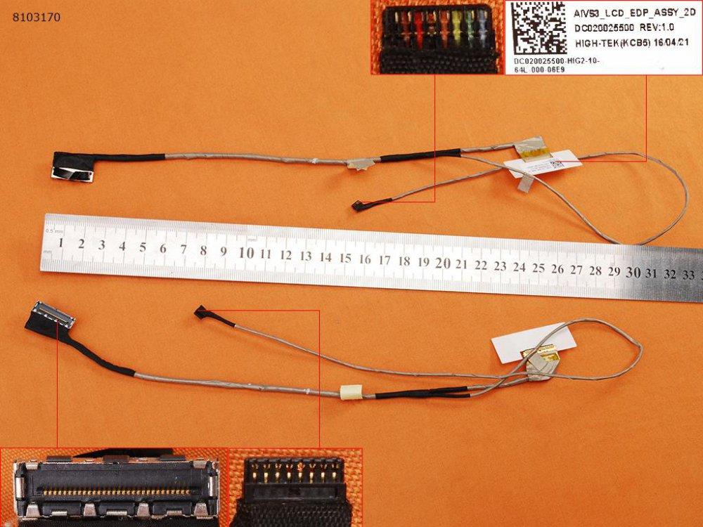 LCD kabel Lenovo IdeaPad 500S
