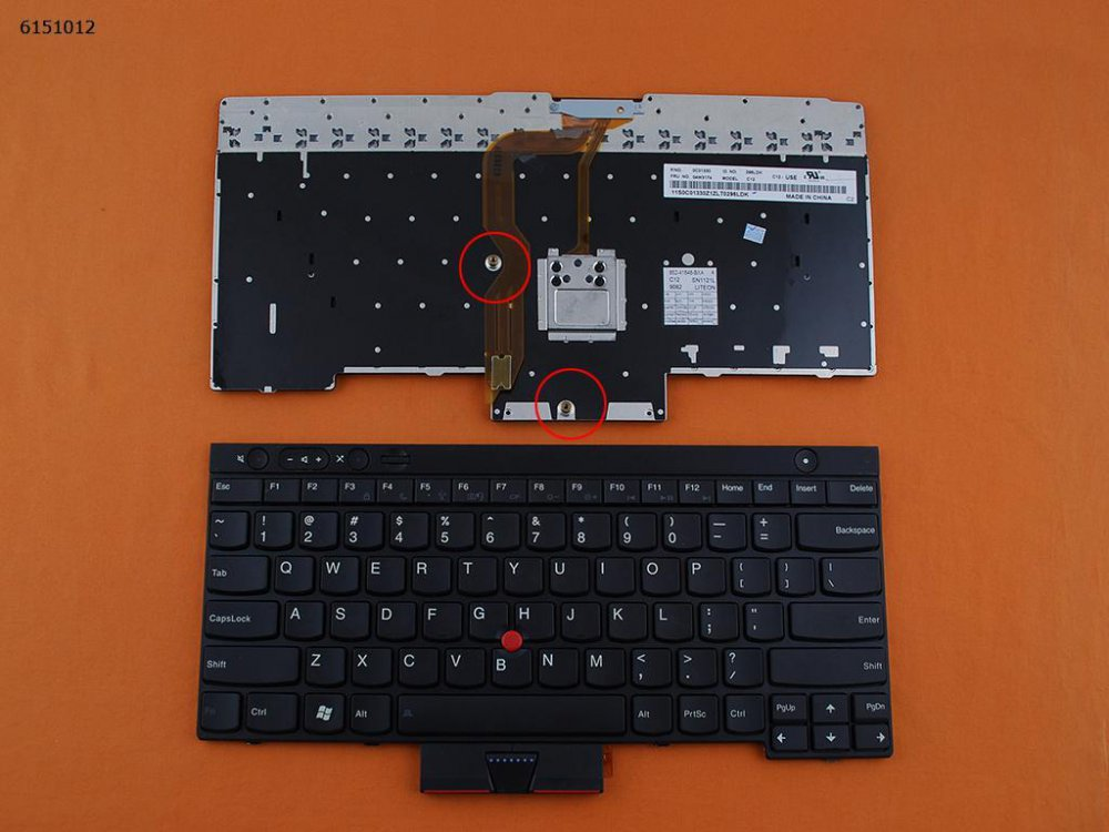 Klávesnice Lenovo ThinkPad T430
