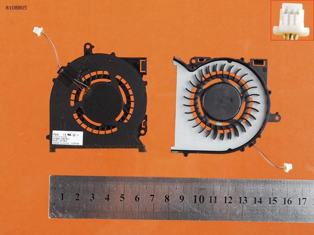 Ventilátor Samsung NP870Z5E