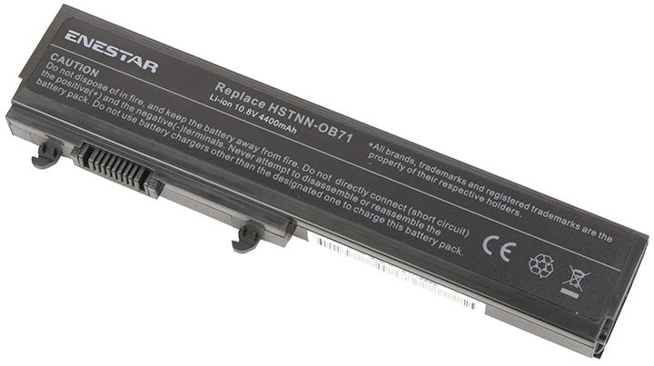 Baterie Enestar C372 4400mAh 10,8V Li-Ion - neoriginální pro HP Pavilion dv3027tx