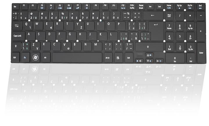 Klávesnice Acer Aspire V3-771G