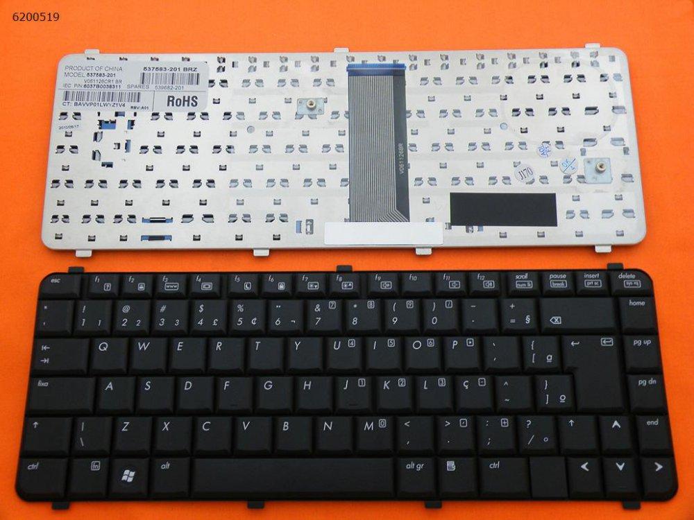 Klávesnice HP Compaq 610