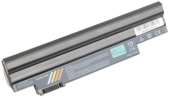Baterie Enestar C023 4400mAh 11,1V Li-Ion - neoriginální pro Acer Aspire One D270-26Dbb