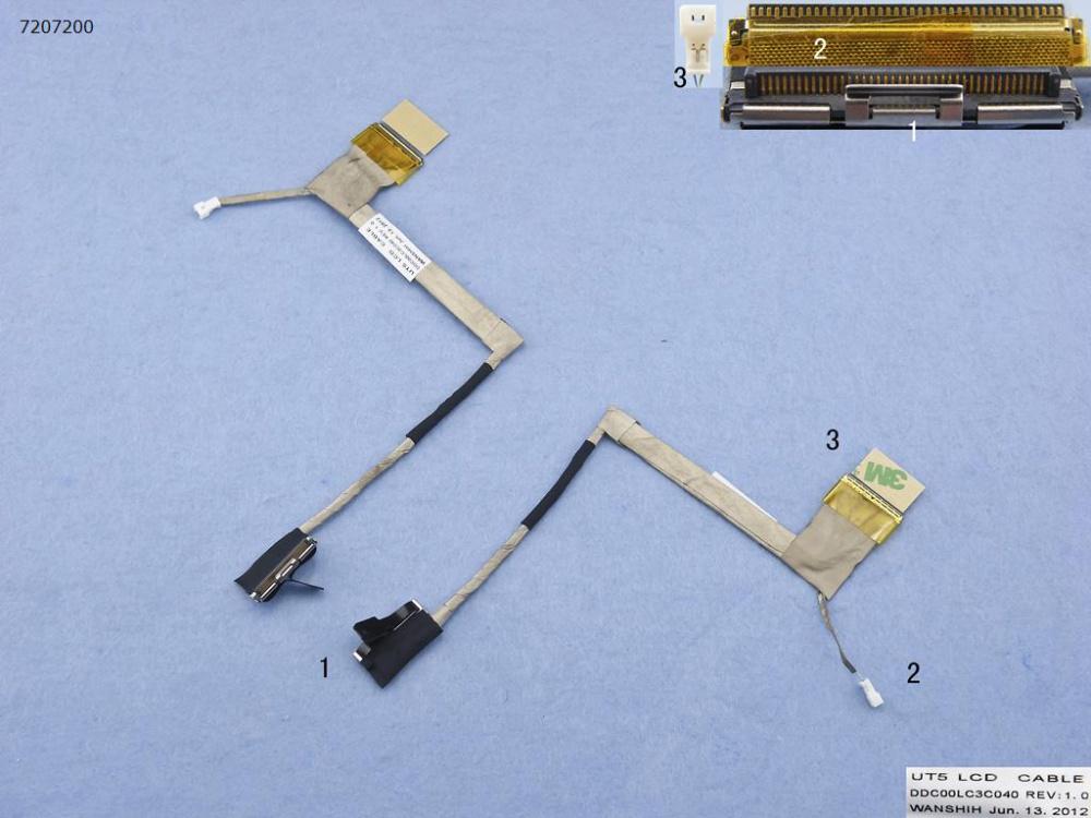 LCD kabel HP Pavilion DV7-2000 series