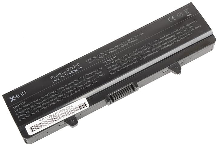 Baterie Enestar C056 4400mAh 11,1V Li-Ion - neoriginální pro Dell Inspiron 15 (1545)
