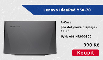 Lenovo IdeaPad Y50-70 A-Case